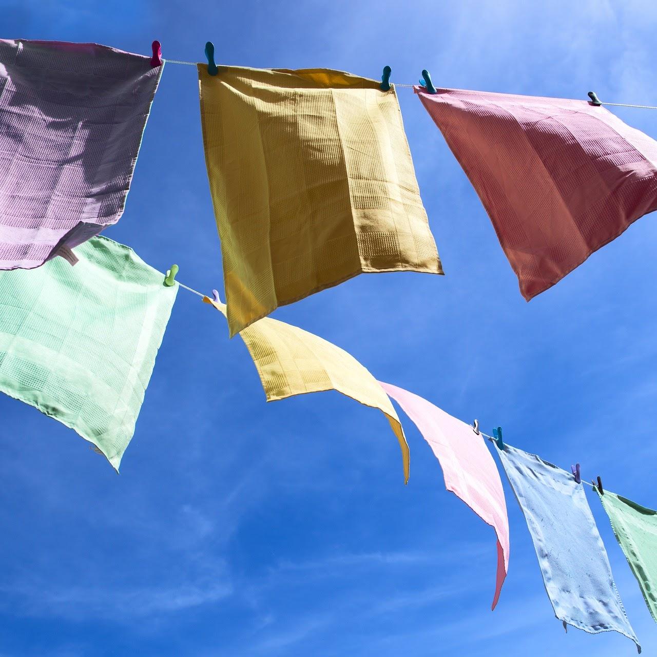 布巾 洗い方 毎日