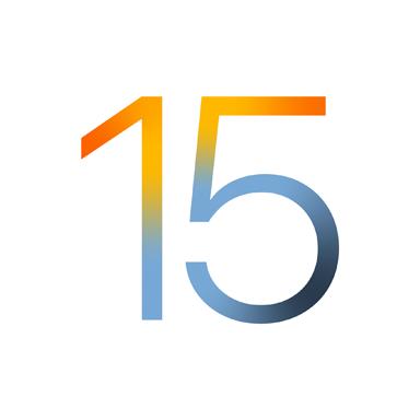 .IOS15にバージョンアップしたときの不具合
